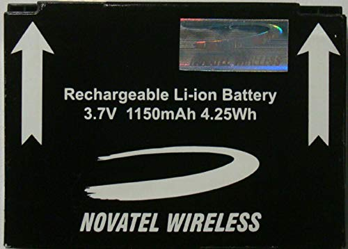 Battery NOVATEL Wireless 40115114.00 1150 mAh for MiFi 2200