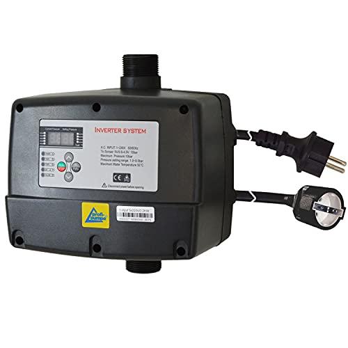 REGOLATORE DI PRESSIONE PRESSCONTROL Inverter 3-2,2KW cablato CONTROLLO DELLA POMPA PRESS CONTROL per pompa sommersa per pozzi, pompa centrifuga (IPC-3-V)