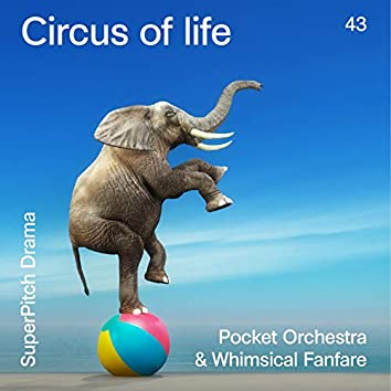 Circus of Life (Pocket Orchestra & Whimsical Fanfare)