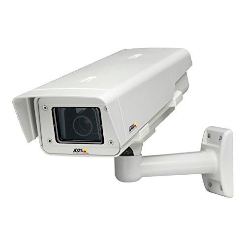 Axis P1357-E Cámara de seguridad IP Exterior Bala Blanco 2592 x 1944 Pixeles - Cámara de vigilancia (Cámara de seguridad IP, Exterior, Bala, Blanco, Techo/pared, Aluminio)