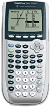 $124 » Texas Instruments TI-84 Plus Silver Edition Graphing Calculator (Renewed)