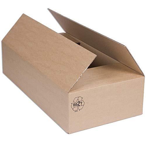 Faltkarton 1.30b 600x300x150 mm Karton Schachtel Versandkarton Paketversand 50 Stück