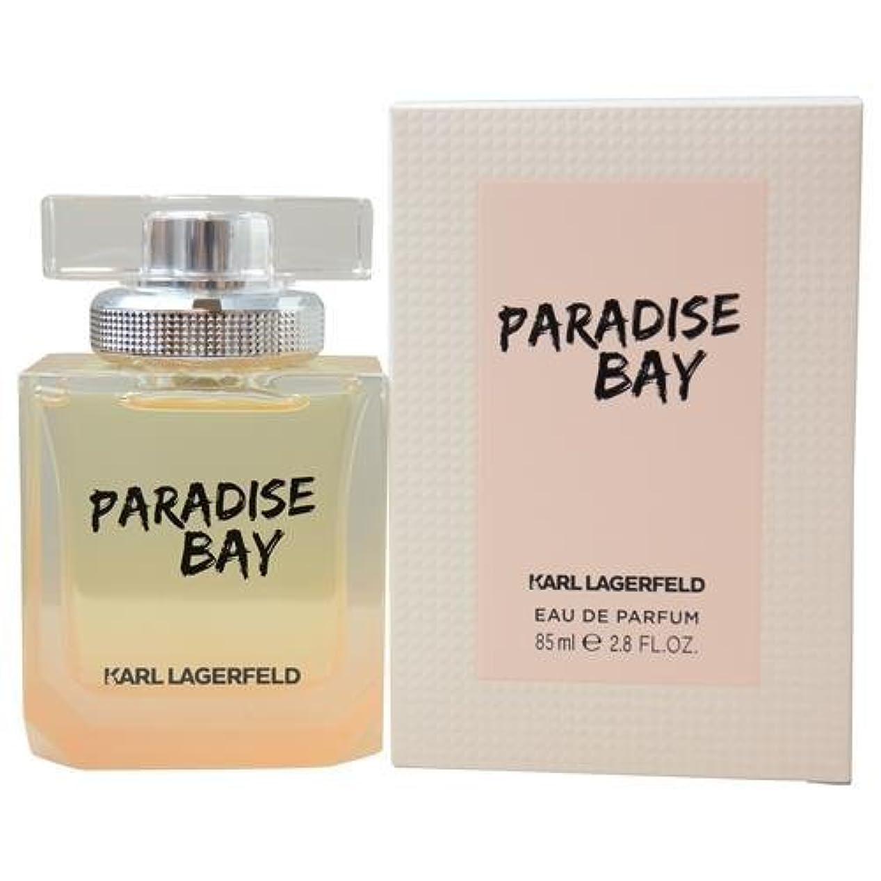 モットー好奇心盛珍味ラガーフェルド Paradise Bay Eau De Parfum Spray 85ml/2.8oz並行輸入品
