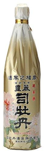 司牡丹酒造 清酒特撰豊麗 純米酒 [ 日本酒 720ml ]