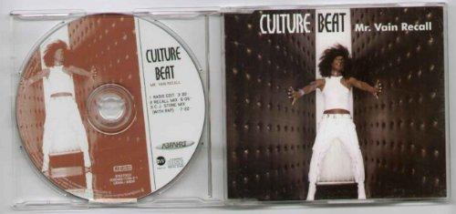 Culture Beat - Mr Vain Recall - CD (not vinyl)