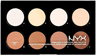 NYX highlight and contour pro palette with a gift