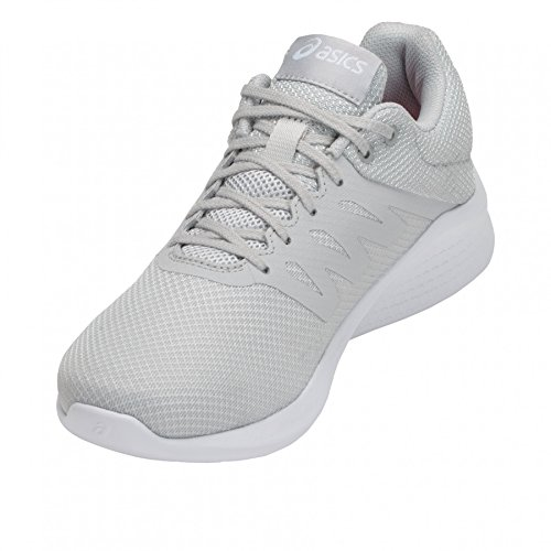 ASICS T831N Men's Comutora Running Shoe, Mid Grey/Mid Grey/Carbon - 9.5
