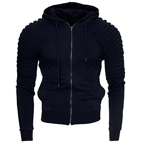 Kayhan Herren Jacke New York, Navy (XL)