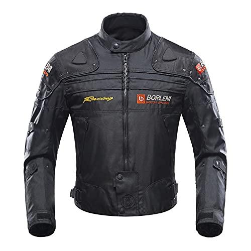 Motorcycle Jacket Motorbike Riding Jacket...