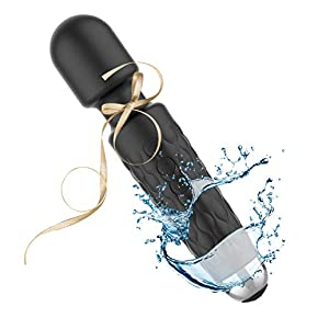 Welist Wand Massager Bullet Electric Rechargeable Cordless Waterproof Handheld …