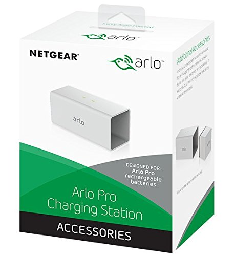 Arlo Accessory - Charging Station | Compatible with Pro, Pro 2 | (VMA4400C)