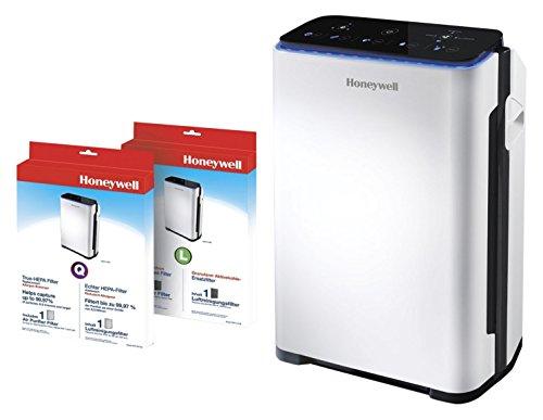 Honeywell Luftreiniger HPA710 Allergen-Entferner + Vorfilter + True HEPA-Filter