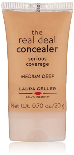 LAURA GELLER NEW YORK Real Deal Concealer, Medium Deep