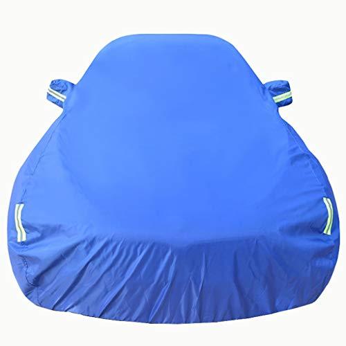 Complete Vehicle Coverage Kompatibel mit Ford Escape Windsicher Schnee- Staubdicht Waterproof und Frostschutzmittel Warm Auto Schuppen Voll Cover Outdoor-Abdeckung Schutzhülle Car Cover