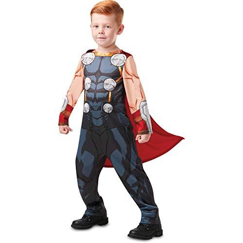 Rubie's France Déguisement Classique Thor série animée Enfant - 7 à 8 Ans (117 à 128 cm)