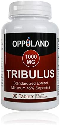 Oppuland Tribulus 1000mg Safety and trust Testosterone Direct sale of manufacturer Minim Supplement Booster