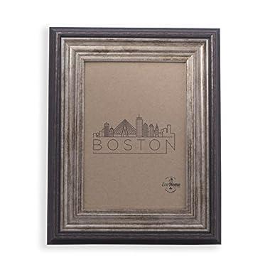 4x6 Picture Frame Antique Brown - Mount/Desktop Display, Frames EcoHome