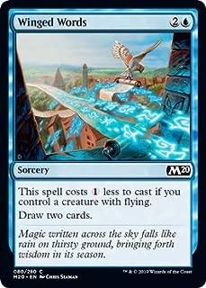 Magic: The Gathering - Winged Words - Core Set 2020