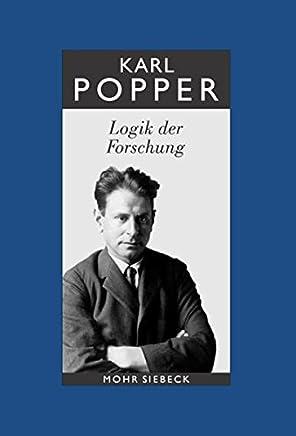 Karl R. Popper-Gesammelte Werke: Logik der Forschung