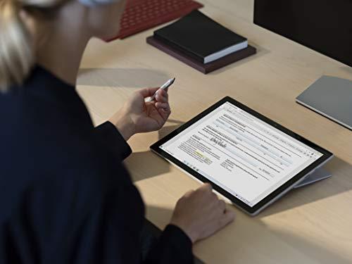 Microsoft Surface Pro 7, 12,3 Zoll 2-in-1 Tablet (Intel Core i7, 16GB RAM, 256GB SSD, Win 10 Home) Schwarz