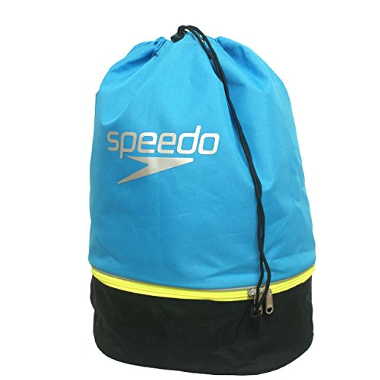 speedo(スピード) プールバッグ 子供 キッズ ジュニア 男の子 ボンサック SD95B04
