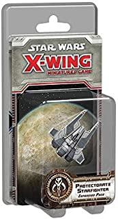 Star Wars X-Wing Protectorate Starfighter Strategy Game
