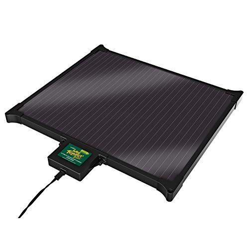 Battery Tender 12V, 270mA, 5W Solar Battery Charger