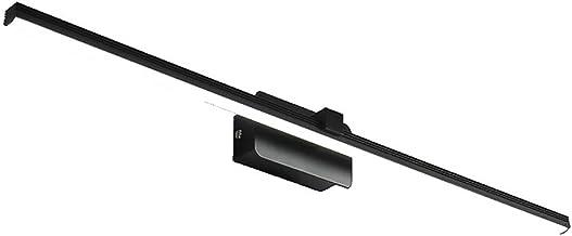 CUICAN aluminium LED 8W badkamer spiegellampen, waterdicht Ip44 badlamp warmwit 3000K acryl badkamer spiegellamp