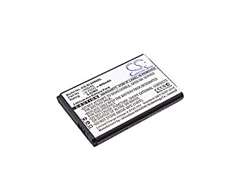 XPS Replacement Battery for STEELSERIES 61298RX H Wireless Gaming-Headset Siberia 800 Siberia 840 Part NO 160240 Arctis Pro Wireless