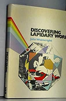 Discovering Lapidary Work 0263515311 Book Cover