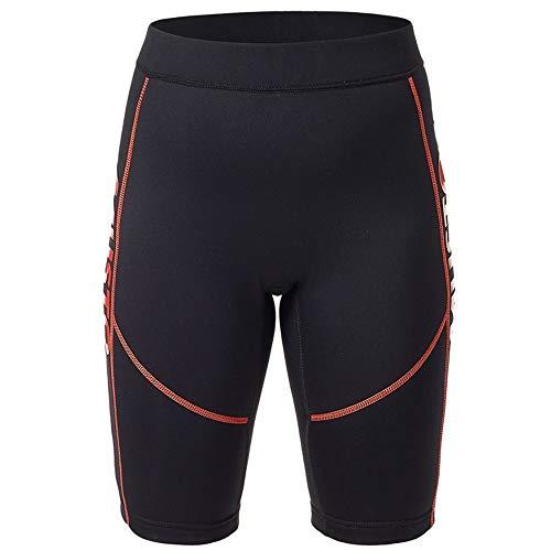 Musto Hiking Shorts Black/Fire Orange SO1170 Sizes- - Large