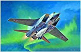 Trumpeter 001697 MiG 31 BM KH-47M2 - Maqueta de batería, escala 1/72 , color/modelo surtido
