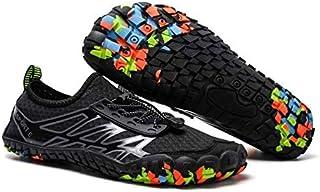 Summer Water Shoes Men Women Quick Drying Swim Surf Beach Pool Shoes Wide Toe Hiking Aqua Shoes