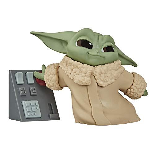 Star Wars Hasbro – F1478 The Bounty Collection: The Child – Tasten berührend Pose – Sammelfigur, ca. 5cm
