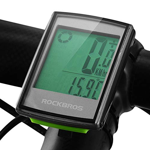 WAZA INBIKE BC18 BC355 Fahrradcomputer Wasserdicht Rücklicht ODO - Kilometerzähler Geländerad Radsport/Fahhrad Radsport