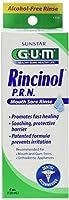 海外直送品Gum Gum G-U-M Rincinol P.R.N Oral Rinse, 4 oz (Pack of 2)
