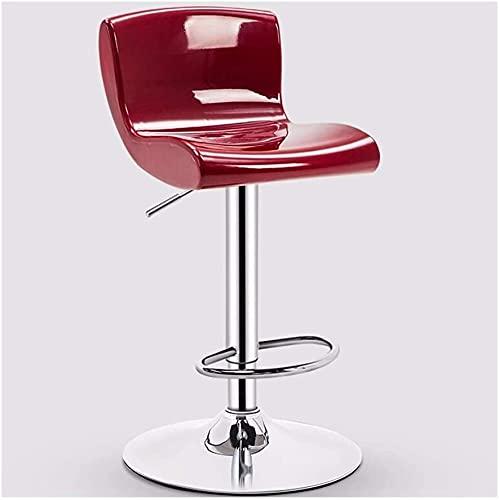 YANYUBINdengzi Taburetes de bar, taburete alto elevador, moderno minimalista, taburete alto, silla de bar, silla de bar y silla, silla alta