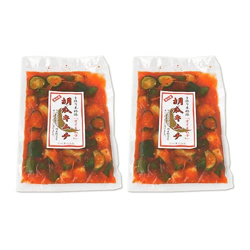 別府漬物 国産野菜 胡瓜キムチ 250g×2