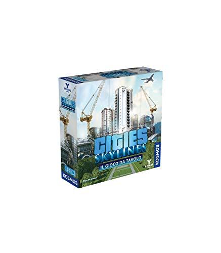 Ghenos Games Cities Skylines. Il Gioco da Tavolo