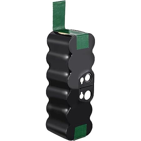 Batería de repuesto de 4000 mAh compatible con IRobot Roomba R3 500 510 520 530 540 550 552 555 560 562 570 580 581 582 585 595 600 610 620 630 631 6 50 660 700 760 770 780 790 800 870 Scooba 450