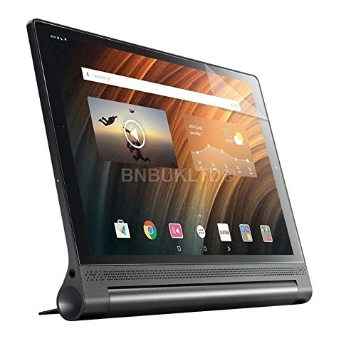 BNBUKLTD 5 protectores de pantalla ultra transparentes compatibles con Lenovo Yoga Tab 3 Plus YT-X703F 10' 1