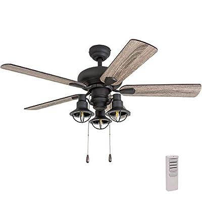 Prominence Home 50652-01 Piercy Ceiling Fan