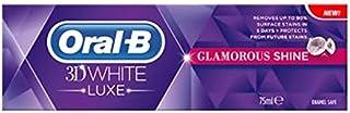 Oral-B 3DWhite Luxe Glamourous Shine Toothpaste 75ml - オーラルB 3Dwhite豪華グラマラスな輝きの歯磨き粉75ミリリットル (Oral B) [並行輸入品]