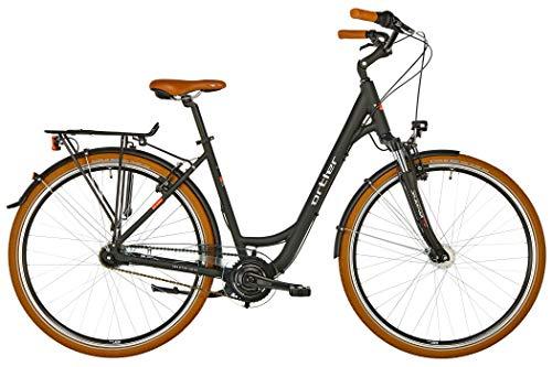 Ortler deGoya Damen schwarz matt Rahmenhöhe 55cm 2019 Cityrad
