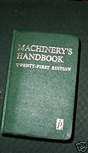 Machinery's Handbook Twenty-First Edition