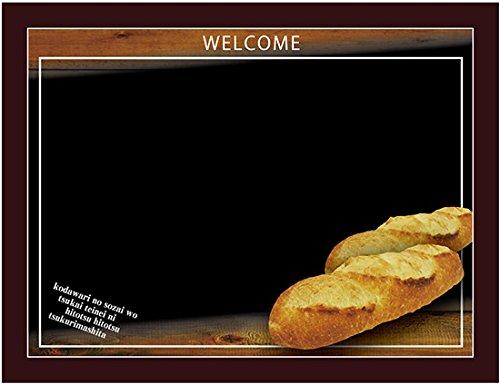 マジカルボード フランスパン2個 Mサイズ横 No.24727 (受注生産) [並行輸入品]