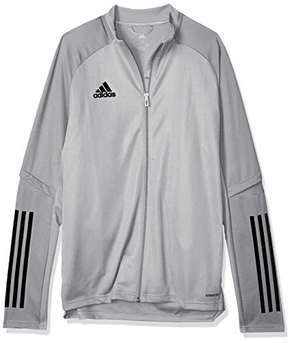 adidas Herren Condivo 20 Trainingsjacke, Team Mid Grey, M
