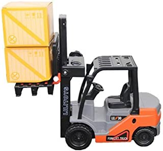 Big Daddy Light Duty Work Trucks Series Authentic ForkLift With Load Included, Imagination Taken To The Next Level