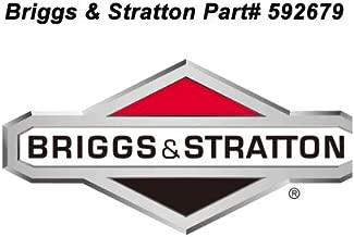 Carburetor Carb for Briggs & Stratton Part# 697028 694112 592679 Replacement