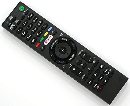 Ersatz Fernbedienung for Sony TV KDL-50W755C KDL-50W756C KDL-50W805C KDL-50W807C KDL-50W808C KDL-50W809C